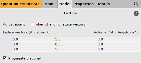 Geometry and Lattice Optimization — Tutorials 2019 documentation