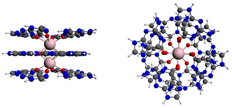 Cooperative hydrogen bonds in telomeric systems