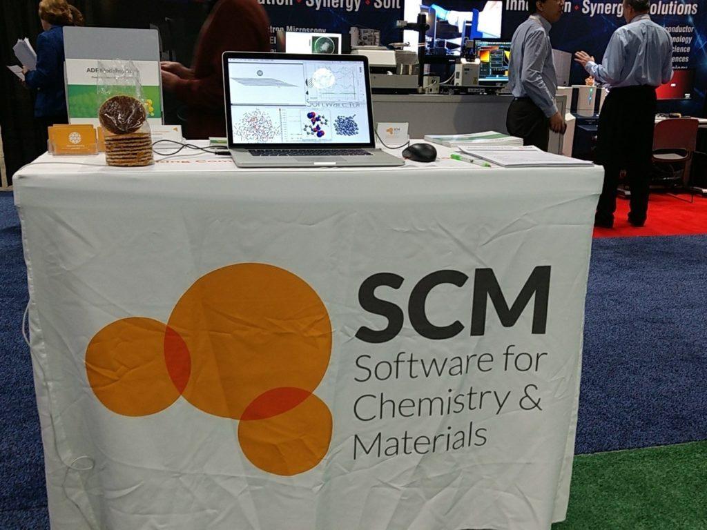 SCM conference stroopwafels