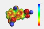 electrontatic potential fluorenol derivative